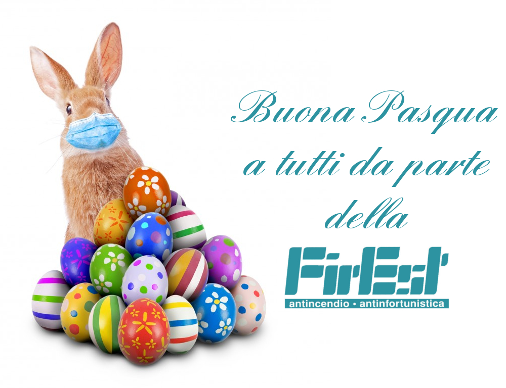 Buona Pasqua dalla FirEst S.r.l.