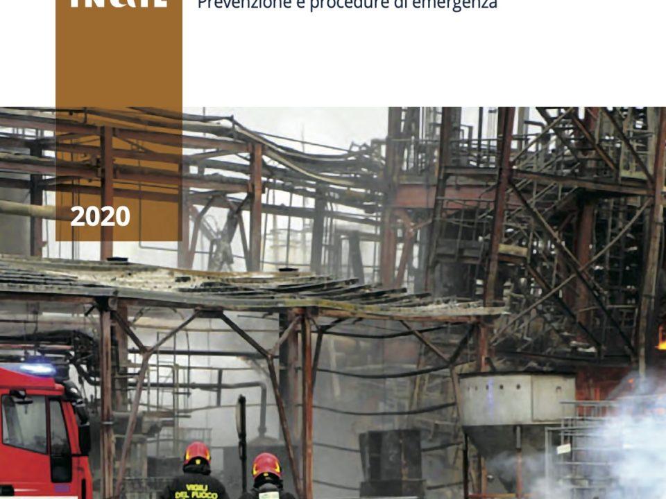INAIL - Rischio incendio ed esplosione in edilizia
