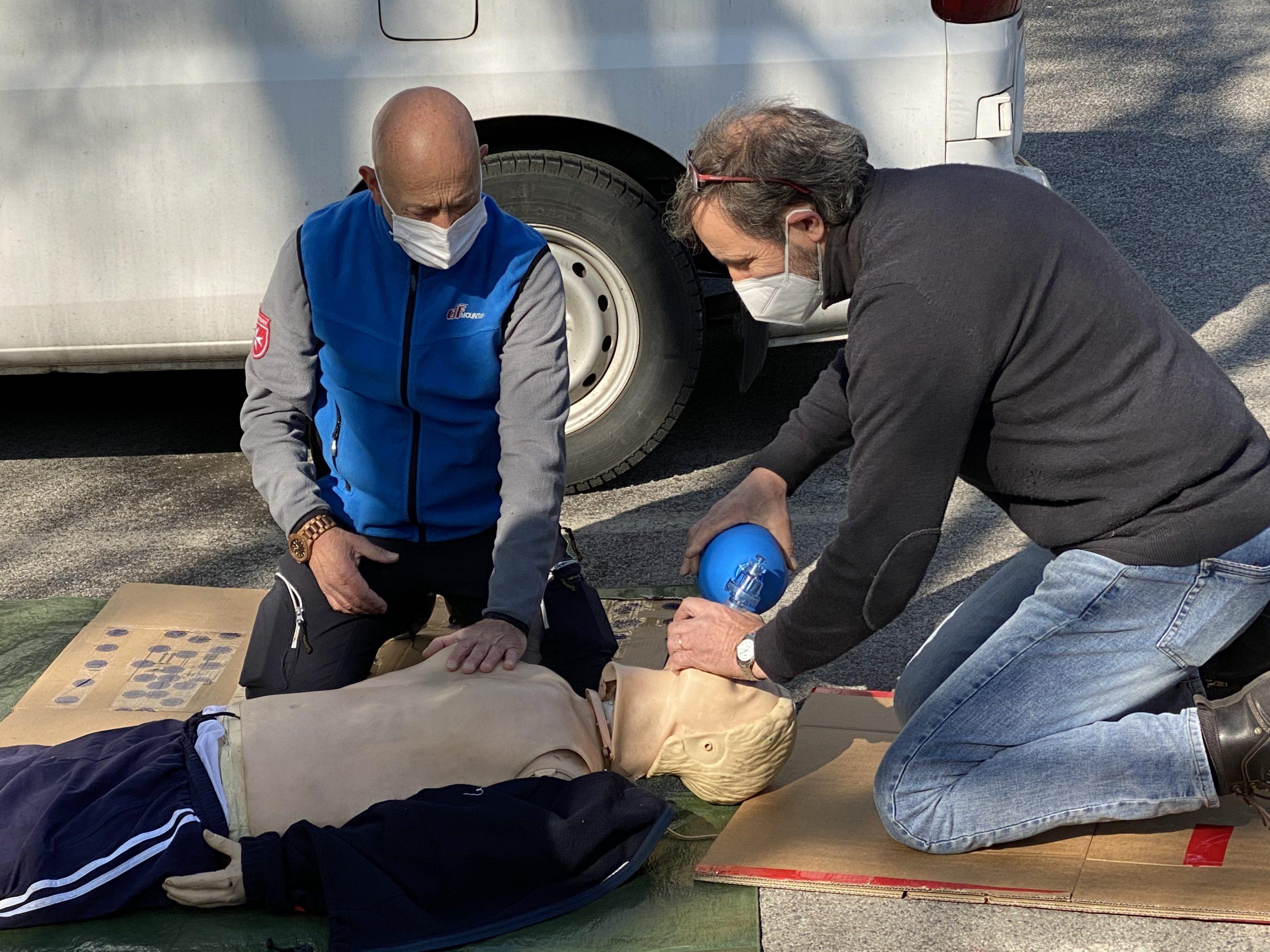 Corsi di primo soccorso