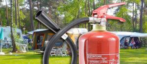 Antincendio campeggi e villaggi turistici