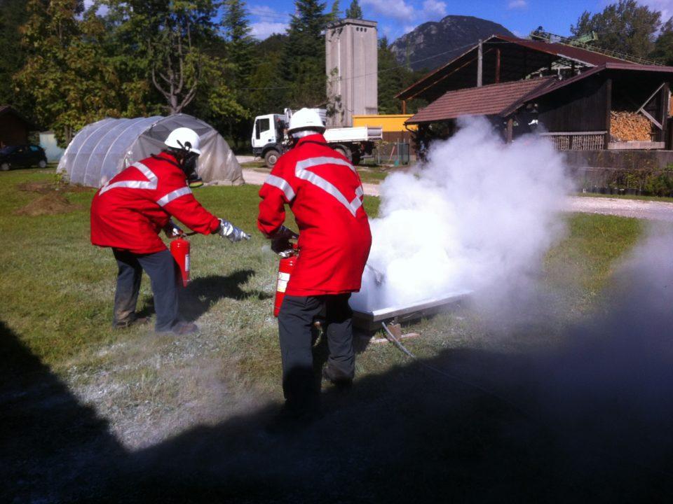 Formazione Addetti Antincendio